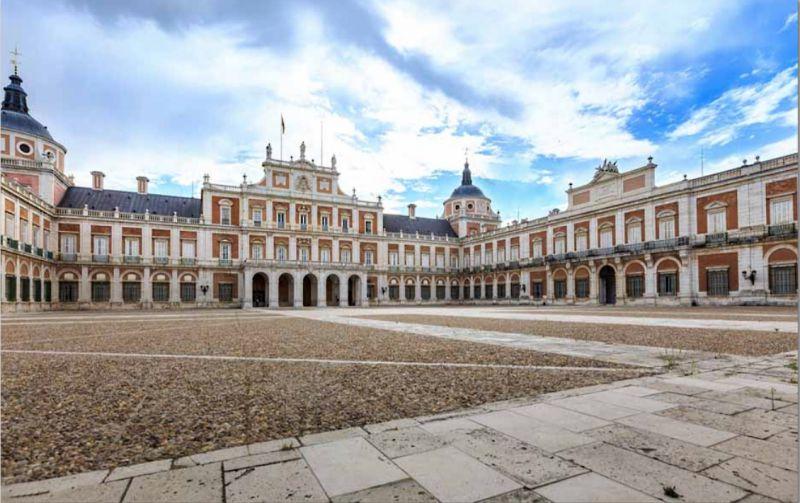 camping para visitar Madrid