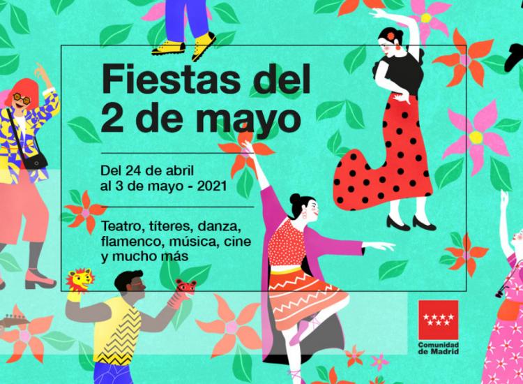 Fiestas del 2 de Mayo en Madrid