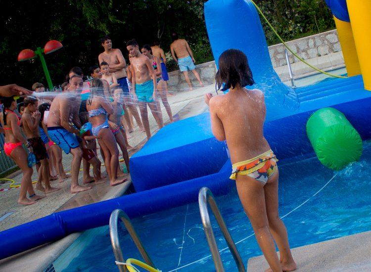 Del 23-25 de julio «Fiesta Aniversario» de Camping Madrid Arco Iris